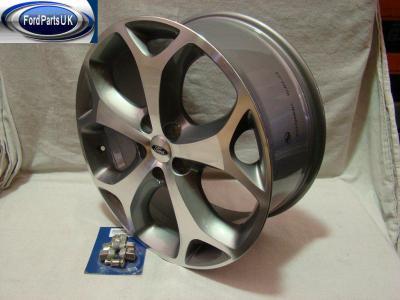 Ford GalaxyMK3 & Ford S-Max Single 18