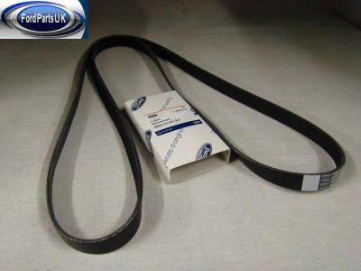 Ford Focus MK1 Drive Belt (1.8L & 2.0L Petrol) +P/Steering +A/Con