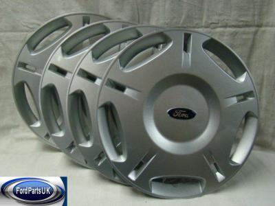 Ford Mondeo MK3 Set Of 16'' Wheel Trims (x4)