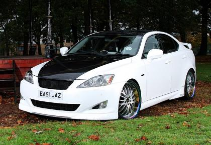 STUNNING Multi-Award Winning Lexus IS220d Showcar!