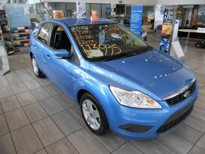 new focus style 1.6 TDCI (109PS) 5 door